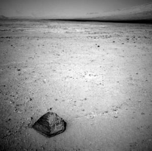 roca piramidal Marte